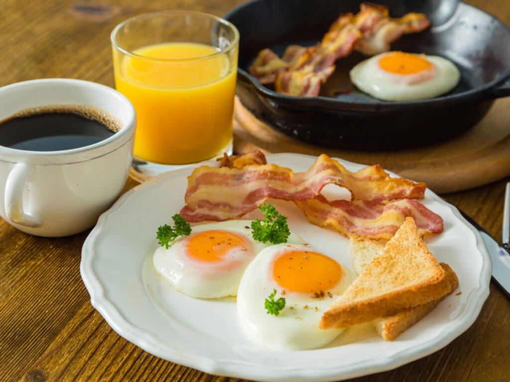 healthy breakfast near me